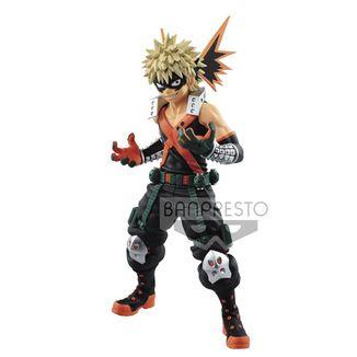 Figura Katsuki Bakugo My Hero Academia Texture