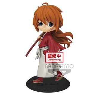 Figura Kenshin Himura Rurouni Kenshin Q Posket