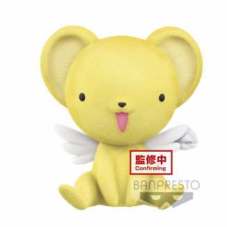 Kero Figure Card Captor Sakura Clear Card Fluffy Puffy
