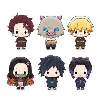 Figura Kimetsu no Yaiba Chokorin Mascot Series Set