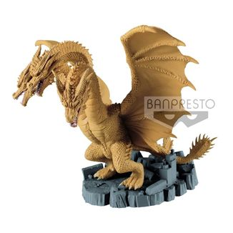 Figura King Ghidora Godzilla King of the Monsters Deforme