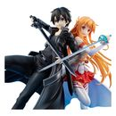 Kirito & Asuna 10th Anniversary Figure Sword Art Online Lucrea
