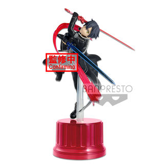 Kirito Est Extra Motions Alicization Version Figure Sword Art Online Integral Factor Espresto