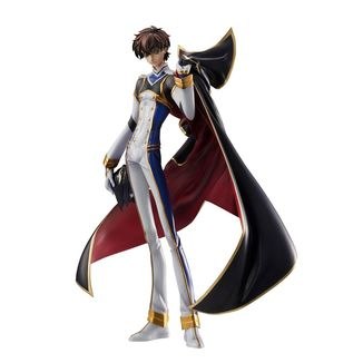 Kururugi Suzaku Pilot Suit Version Figure Code Geass Resurrection Lelouch G.E.M.