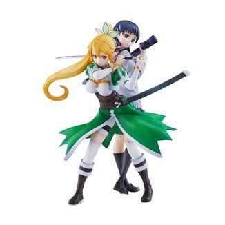 Leafa & Suguha Kirigaya Figure Sword Art Online