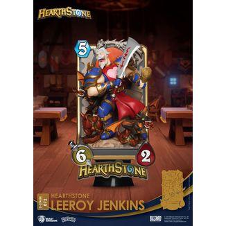 Leeroy Jenkins Figure Hearthstone Heroes of Warcraft D-Stage