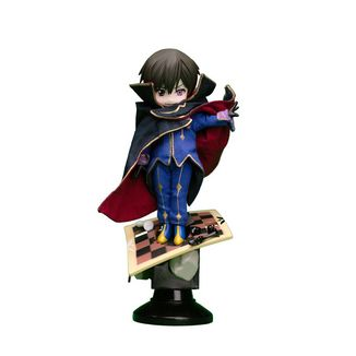 Lelouch Figure Code Geass Deformed Vignette