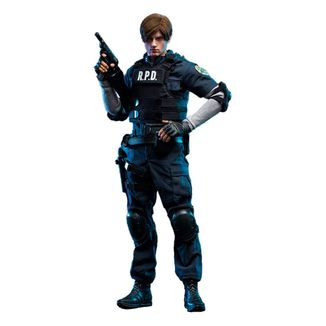 Leon S Kennedy Death Gas Station Figure Resident Evil 2