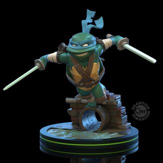 Leonardo Figure Teenage Mutant Ninja Turtles Q Fig