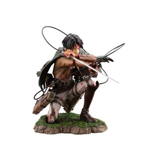 Levi Fortitude Figure Attack on Titan ARTFXJ