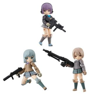 Figura Little Armory Desktop Army vol 1 Set