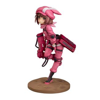 Figura Llenn Desert Bullet Sword Art Online Alternative Gun Gale Online