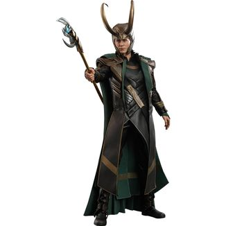 Figura Loki Vengadores Endgame Marvel Comics Movie Masterpiece