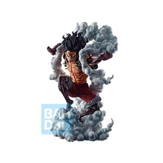 Figura Luffy Gear 4 Snakeman One Piece Ichibansho Battle Memories