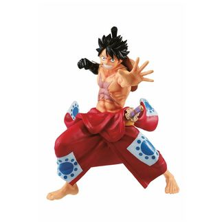 Figura Luffy No Umi One Piece Ichibansho