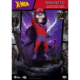 Magneto Deluxe Figure X-Men Egg Attack