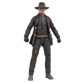 Man in Black Battle Damaged Previews Exclusive Figure Westworld