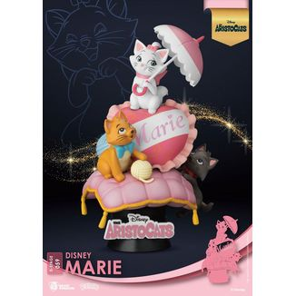Marie Figure Aristocats Disney Classic Animation Series D-Stage