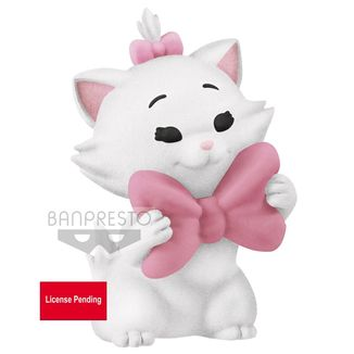 Marie Aristocats Figure Disney Fluffy Puffy Cutte