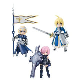 Masch & Altria & Jeanne Figure Fate/Grand Order Desktop Army