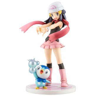 Figura Maya & Piplup Pokemon ARTFXJ
