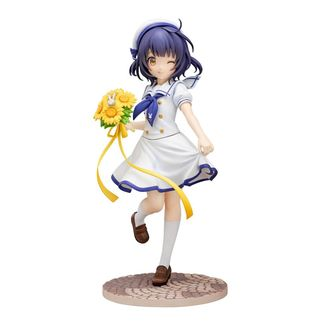 Maya Summer Uniform Figure Is the Order a Rabbit