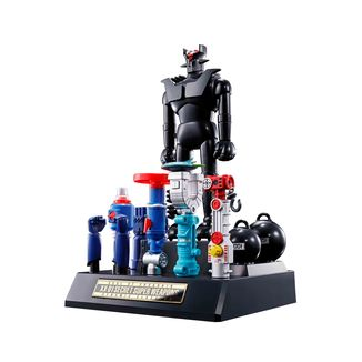 Mazinger Z Figure XX Plan Secret Super Weapons Set 01 for DC Series Soul of Chogokin GX-XX01