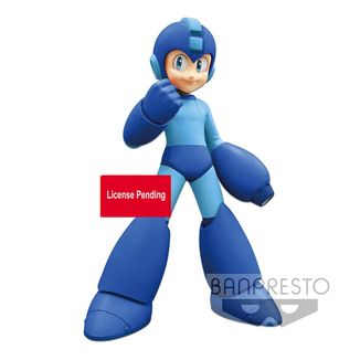 Mega Man Exclusive Lines Figure Grandista