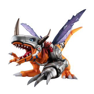 MetalGreymon Figure Digimon Adventure G.E.M.
