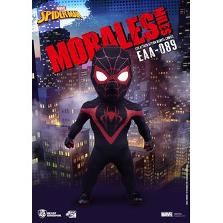 Figura Miles Morales Marvel Comics Egg Attack