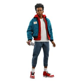 Miles Morales Figure Spider Man Into the Spider Verse Movie Masterpiece