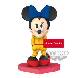 Minnie Mouse Version A Figure Disney Q Posket Best Dressed