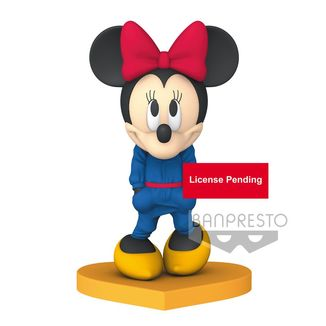 Figura Minnie Mouse Version B Disney Q Posket Best Dressed