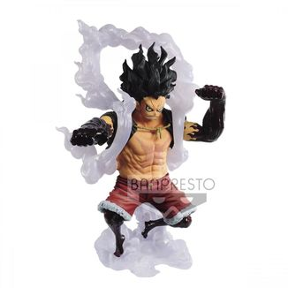 Figura Monkey D Luffy Gear 4 SPECIAL Version B One Piece King of Artist