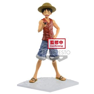 Figura Monkey D Luffy One Piece Magazine Special Episode Vol 1