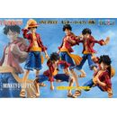 Figura Monkey D Luffy One Piece Variable Action Heroes
