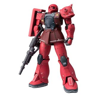Figura MS-05S Char Aznable Zaku I Mobile Suit Gundam The Origin GFFMC