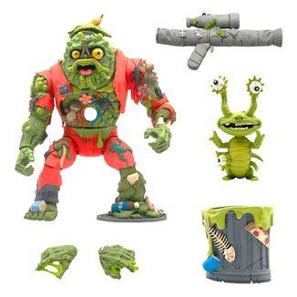 Muckman & Joe Eyeball Figure Teenage Mutant Ninja Turtles Ultimates
