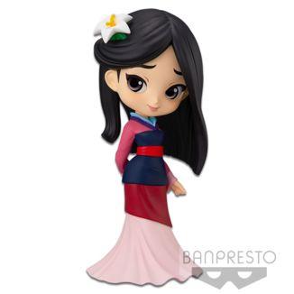 Figura Mulan Disney Characters Q Posket