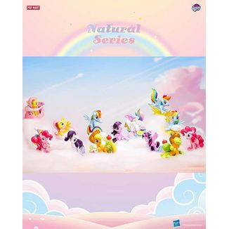 Figura My Little Pony Natural Series Pop Mart Set