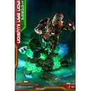 Mysterio's Iron man Illusion Figure Spider-Man Far from home Marvel Comics Movie Masterpiece