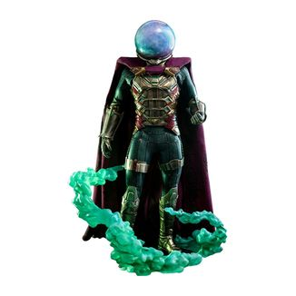 Mysterio Figure Spider-Man Far from Home Marvel Comics Movie Masterpiece