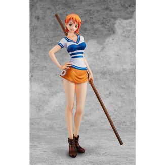 Figura Nami One Piece Playback Memories P.O.P.