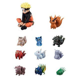 Naruto & Bijyu Figure Naruto Shippuden