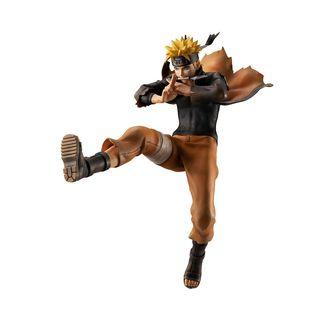 Figura Naruto Uzumaki Shinobi World War Naruto Shippuden G.E.M.
