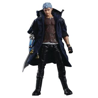 Nero Deluxe Version Figure Devil May Cry 5 Previews Exclusive
