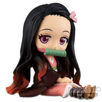 Figura Nezuko Kamado Kimetsu no Yaiba Q Posket Petit Vol 1