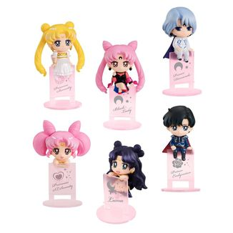 Figura Night & Day Sailor Moon Ochatomo Series