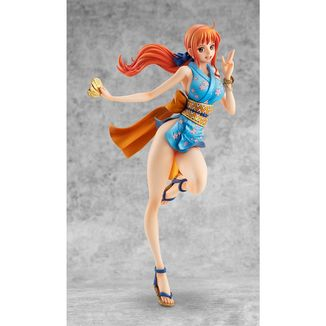 Figura O-Nami Warriors Alliance One Piece P.O.P.