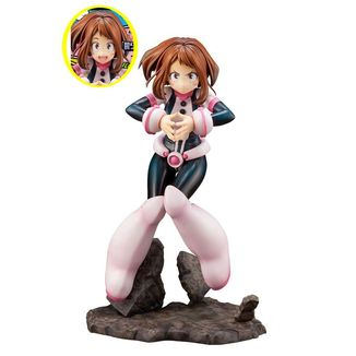 Ochaco Uraraka Exclusive Figure My Hero Academia ARTFXJ